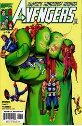 Avengers Vol.3 (Marvel comics - 1998) -40- Thoom