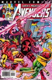 Avengers Vol.3 (Marvel comics - 1998) -41456- The high ground