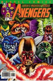 Avengers Vol.3 (Marvel comics - 1998) -43458- Global presence