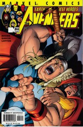 Avengers Vol.3 (Marvel comics - 1998) -44459- Down among the dead men!