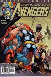 Avengers Vol.3 (Marvel comics - 1998) -45460- Life during wartime