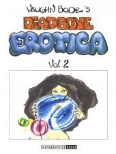 Erotica (en anglais) -2- Deadbone Erotica Vol.2