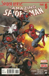 Amazing Spider-Man (The) (2014) -13- Spider-verse part five: Spider-men: no more
