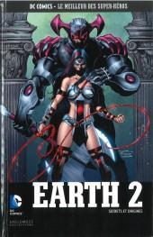 DC Comics - Le Meilleur des Super-Héros -60- Earth 2 - Secret et Origines