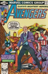 Avengers Vol. 1 (Marvel Comics - 1963) -201- The evil reborn