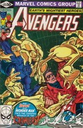 Avengers (The) (1963) -203- Night of the crawlers