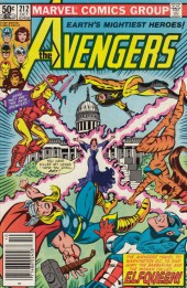 Avengers Vol. 1 (Marvel Comics - 1963) -212- Me of deadly pride