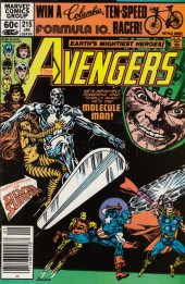 Avengers Vol. 1 (Marvel Comics - 1963) -215- All the ways of power