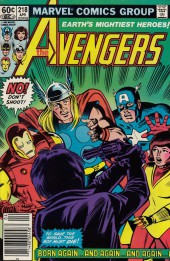 Avengers Vol. 1 (Marvel Comics - 1963) -218- Born again (and again and again...)