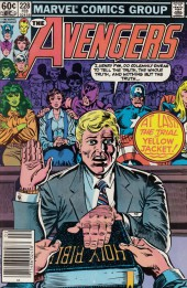 Avengers Vol. 1 (Marvel Comics - 1963) -228- Trial and error