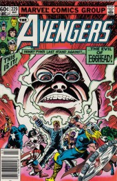 Avengers Vol. 1 (Marvel Comics - 1963) -229- Final curtain
