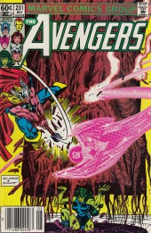 Avengers Vol. 1 (Marvel Comics - 1963) -231- Up from the depths