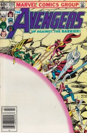 Avengers Vol. 1 (Marvel Comics - 1963) -233- The annihilation gambit
