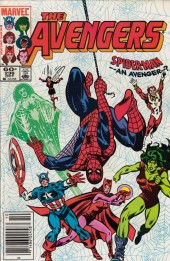 Avengers Vol. 1 (Marvel Comics - 1963) -236- I want to be an avenger