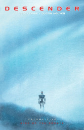 Descender (Image comics - 2015) -INT05- Volume Five - Rise of the Robots