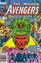 Avengers Vol. 1 (Marvel Comics - 1963) -243- Chain of command