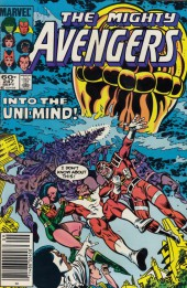 Avengers Vol. 1 (Marvel Comics - 1963) -247- The ties that binds
