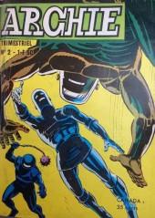 Archie (Jeunesse et Vacances) -2- Le monde fantastique du Docteur X