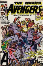 Avengers Vol. 1 (Marvel Comics - 1963) -250- World power