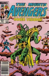 Avengers Vol. 1 (Marvel Comics - 1963) -251- deceptions