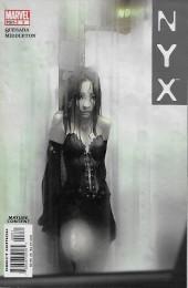 NYX (2003) -3- Wanabe Part Three