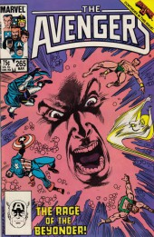 Avengers Vol. 1 (Marvel Comics - 1963) -265- Eve of destruction