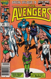 Avengers Vol. 1 (Marvel Comics - 1963) -266- And the war's desolation