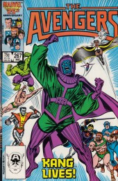 Avengers Vol. 1 (Marvel Comics - 1963) -267- Time and time again