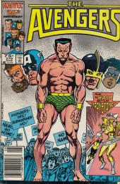 Avengers Vol. 1 (Marvel Comics - 1963) -270- Wild in the streets