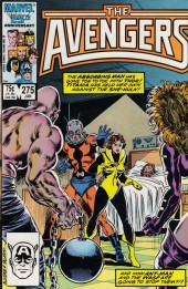 Avengers Vol. 1 (Marvel Comics - 1963) -275- Even a god can dies