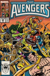 Avengers Vol. 1 (Marvel Comics - 1963) -283- Whom the gods would destroy