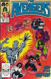 Avengers Vol. 1 (Marvel Comics - 1963) -290- The world according to the adaptoid