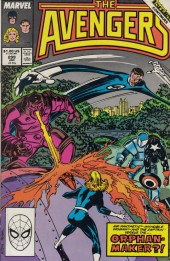 Avengers Vol. 1 (Marvel Comics - 1963) -299- i love NY