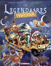 Les légendaires - Parodia -3- Gagastrophique !