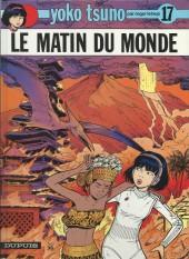 Yoko Tsuno -17a92- Le Matin du Monde