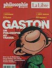 Gaston (Hors-série) - Gaston, un philosophe au travail