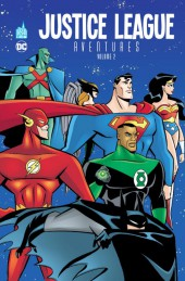 Justice League Aventures -2- Volume 2