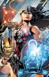 Justice League (DC Renaissance) -INTTL- La Guerre de Darkseid - Édition anniversaire 5 ans