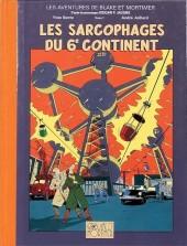 Blake et Mortimer (Les Aventures de) -16TS- Les Sarcophages du 6e continent - Tome 1