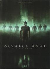 Olympus Mons -3- Hangar 754