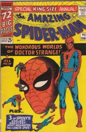 Amazing Spider-Man (The) (1963) -AN02-