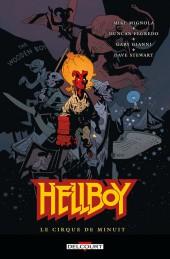 Hellboy (Delcourt) -16- Le Cirque de minuit