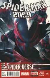 Spider-Man 2099 (2014) -5- Issue #5