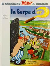Astérix (Hachette) -2- La Serpe d'or