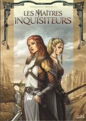 Les maîtres Inquisiteurs -8- Synillia