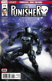 Punisher (2016) (The) -219- Punisher: War Machine Part 2