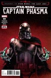 Journey to Star Wars: The Last Jedi - Captain Phasma (2017) -4- Book I, Part IV : Captain Phasma