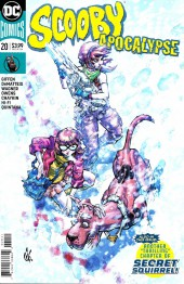 Scooby Apocalypse (2016) -20- A Scooby-Doo Christmas