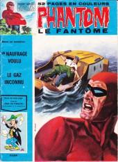 Le fantôme (1re Série - Aventures Américaines) -432- Un naufrage voulu