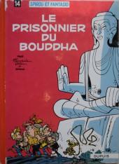 Spirou et Fantasio -14i13- Le prisonnier du bouddha